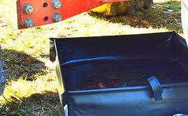 Collapsible Spill Tray