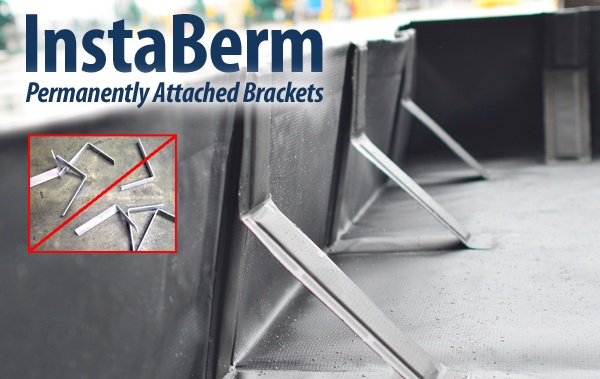 Losing Brackets for your Containment Berms?