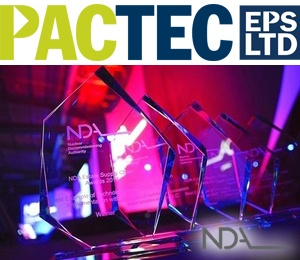 PacTec UK Office Nominated for Prestigious Award