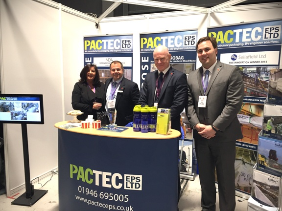PacTec, Inc. Attends NDA Event in Support of our UK Office