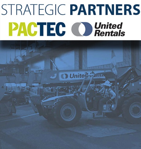 PacTec, Inc. to exhibit at United Rentals Supplier Show