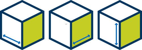 measuring bulk bag capacity