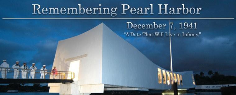PacTec - Remembering Pearl Harbor