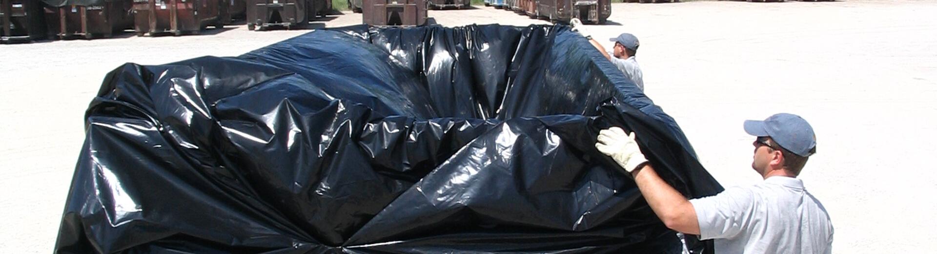 waste packaging