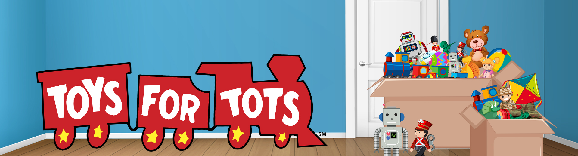 PacTec Donates to Toys for Tots