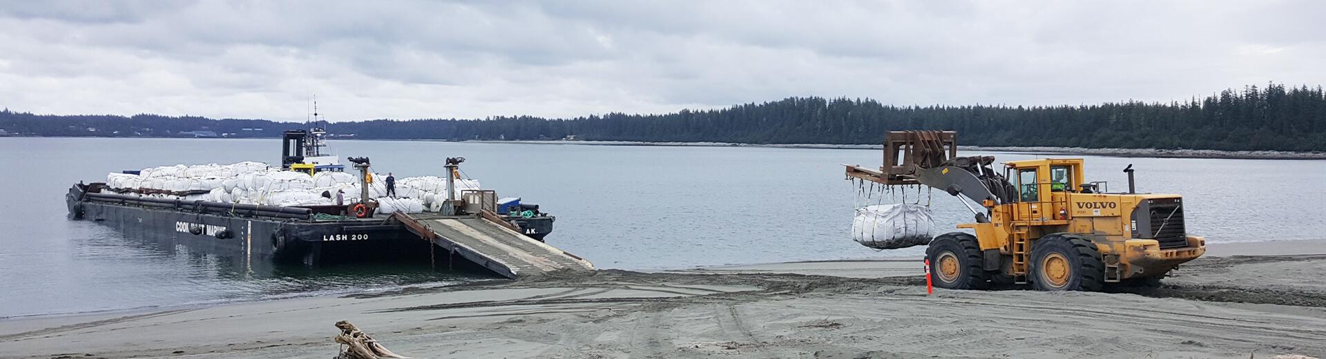 PacTec helping in Alaskan cleanup